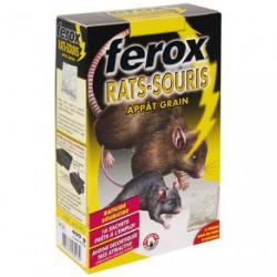 FEROX RATS SOURIS APPAT 16X25G    AV26