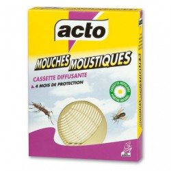 ACTO CASSETTE INSECTICIDE G.M.   CASS3