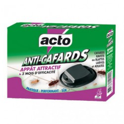 ACTO SANI-CAFARD APPAT X 2BTE    ACAF1