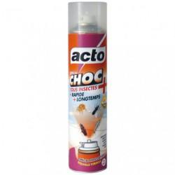 ACTO CHOC AEROSOL 400ML          CHOC4