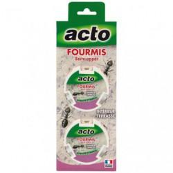 ACTO ANTIFOURMIS BTE BLIST.2X10G