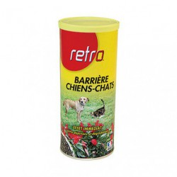 RETRO BARRIERE CHIEN-CHAT 800G