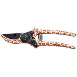 SECATEUR DECOR LEOPARD AM1