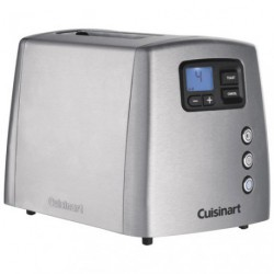 TOASTER 2 TRANCHES MOTORISE 900W