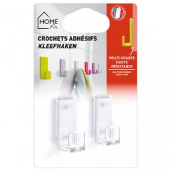 CROCHET ADHES.HOME FIX CRISTAL PM  BL2