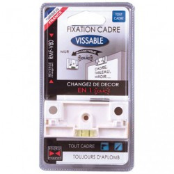 KIT DE FIXATION VISSABLE RMF-V80
