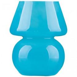 LAMPE DE CHEVET VERRE 19CM 40W E14 ASS