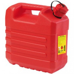 JERRICAN HYDROCARBURE 20L ROUGE