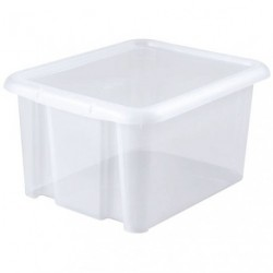 BOITE RANG.FUNNY BOX 30L NATUREL