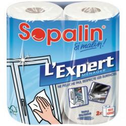 ESSUIE TOUT 2RLX BLANC SOPALIN EXPERT