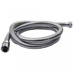 FLEXIBLE DOUCHE INOX 2M00 DBLE AGRAF.