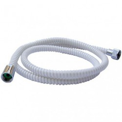 FLEXIBLE DOUCHE ESPIROFLEX 1M75 BLANC