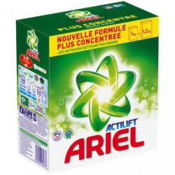 ARIEL POUDRE 25 DOSES REGULAR 1.63KG