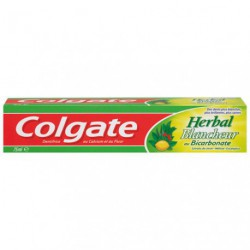 DENTIFRICE HERBAL PLUS BLANCHEUR 75ML