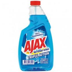 AJAX VITRES TRIPLE ACTION RECHAR.750ML