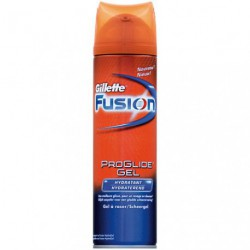 GEL A RASER GILLETTE FUSION HYDR 200ML