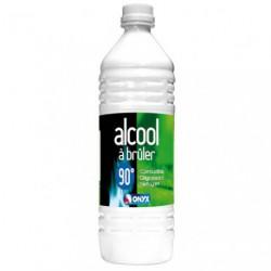 ALCOOL A BRULER 1L 90D