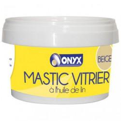 MASTIC VITRIER ONYX POT 500GR BEIGE