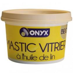 MASTIC VITRIER ONYX POT 1KG BEIGE