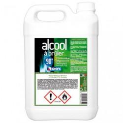 ALCOOL A BRULER 5L 90D