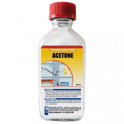 ACETONE FLACON 190ML