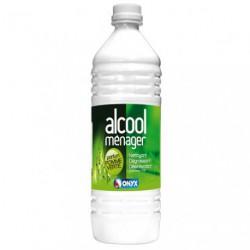 ALCOOL MENAGER PARFUME 1L POMME VERTE