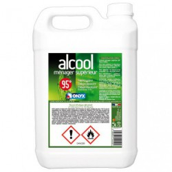 ALCOOL MENAGER SUPERIEUR 5L
