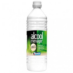ALCOOL MENAGER PARFUME 1L VANILLE