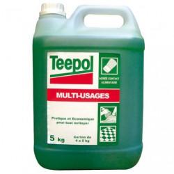 TEEPOL DETERGENT MULTI USAGE 5L F7316