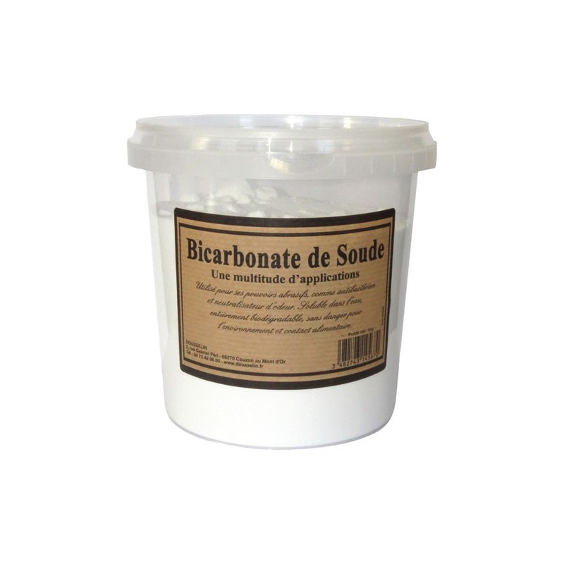 bicarbonate de soude 1kg boite maison de la droguerie. Black Bedroom Furniture Sets. Home Design Ideas