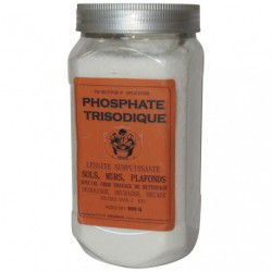 PHOSPHATE TRISODIQUE 0.9KG