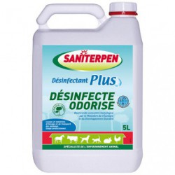 SANITERPEN DESINFECTANT PLUS 5L   4078