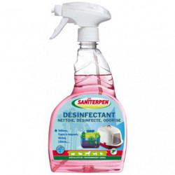 SANITERPEN DESINFECT.SPRAY 750ML  4550