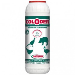 SANITERPEN COLODER BTE POUD.600G  3102