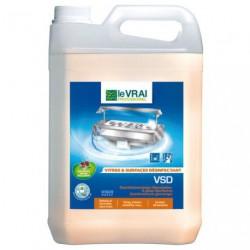 LE VRAI VITRE/SURFACE DESINF.5L   4632