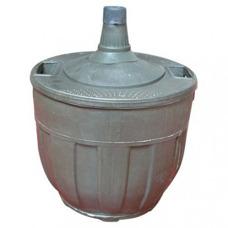 BONBONNE VERRE ENTOURAGE PLAST.20L