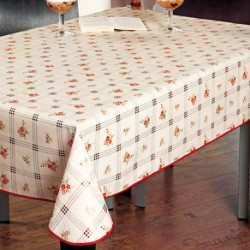 NAPPE TOILE CIREE MATCH GUARDA     140