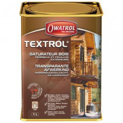 DURIEU TEXTROL LASURE  1L INCOLORE EXT
