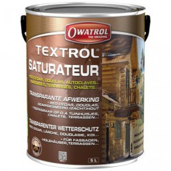 DURIEU TEXTROL LASURE  5L INCOLORE EXT