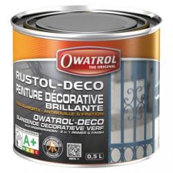 DURIEU RUSTOL DECO ANTIR. 0.5L BLANC