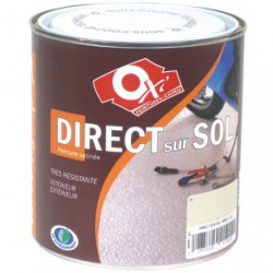 PEINTURE DIRECT SOL 500ML GRIS CLAIR