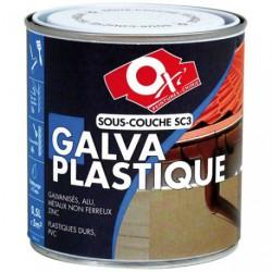 SOUS COUCHE GALVA/PLASTIQUE 500ML BLC