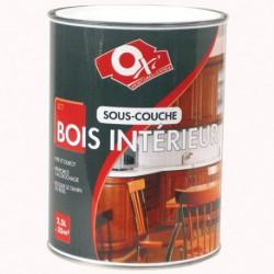 SOUS COUCHE BOIS INT.2.5L BLANC